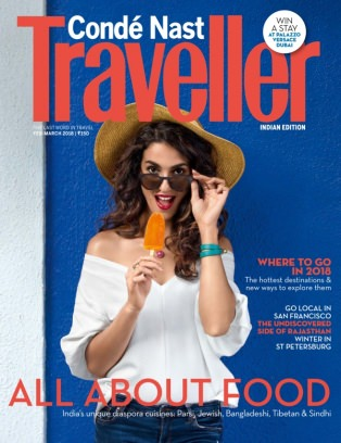 Condé Nast Traveller India February - March 2018 Magazine