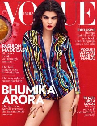 VOGUE India February 2016 Magazine