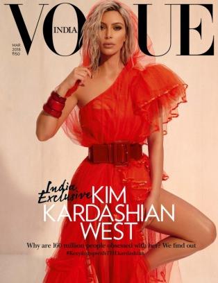 VOGUE India March 2018 Magazine