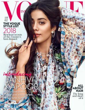 VOGUE India June 2018 Magazine