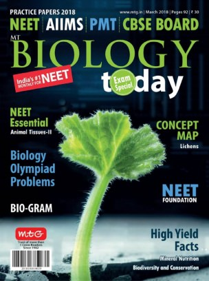 Biology Today March 2018 Magazine