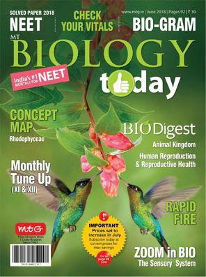 Biology Today June 2018 Magazine