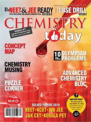Chemistry Today June 2018 Magazine