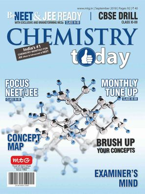 Chemistry Today September 2018 Magazine