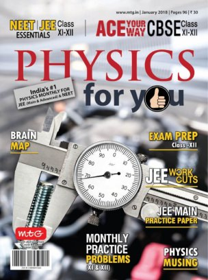 Physics For You January 2018 Magazine