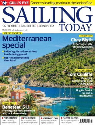 Sailing Today March 2018 Magazine