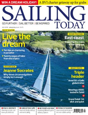 Sailing Today July 2018 Magazine