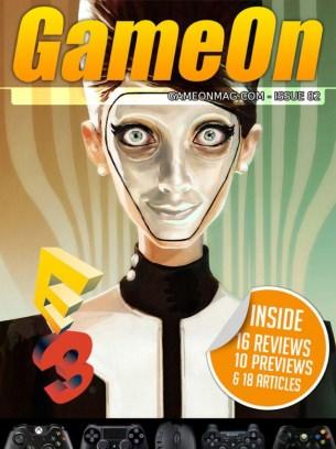 GameOn Magazine Issue 82 August 2016 Magazine