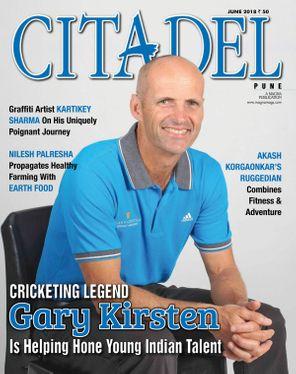 Citadel June 2018 Magazine