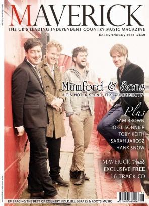 Maverick Magazine Jan - Feb, 2013 Magazine