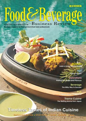 Food & Beverage Business Review April - May 2018 Magazine