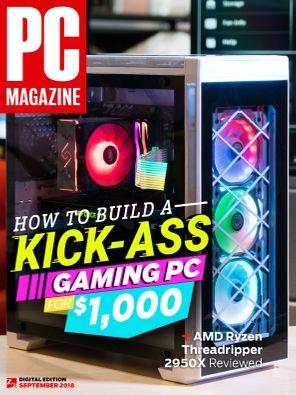 PC Magazine September 2018 Magazine