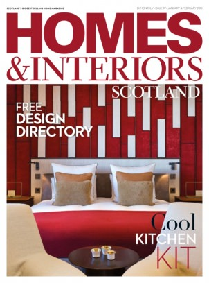 Homes & Interiors Scotland January - February 2018 Magazine