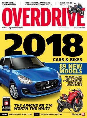 Overdrive January 2018 Magazine