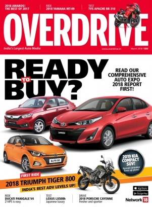 Overdrive March 2018 Magazine