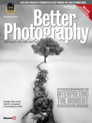 Better Photography April 2018 Magazine