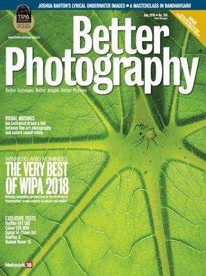 Better Photography July 2018 Magazine
