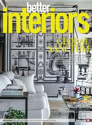 Better Interiors August 2018 Magazine