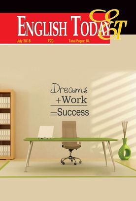 English Today July 2018 Magazine