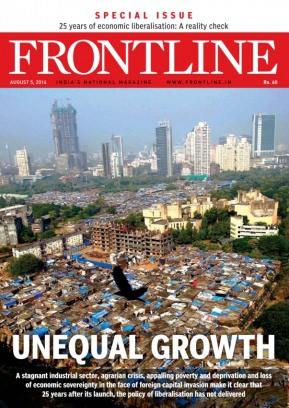 FRONTLINE August 5, 2016 Magazine