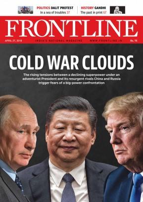 FRONTLINE April 27, 2018 Magazine