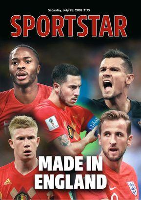 Sportstar July 28, 2018 Magazine