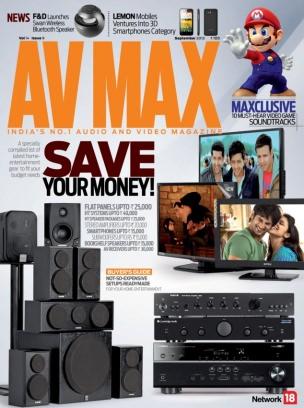 AV MAX September 2013 Magazine