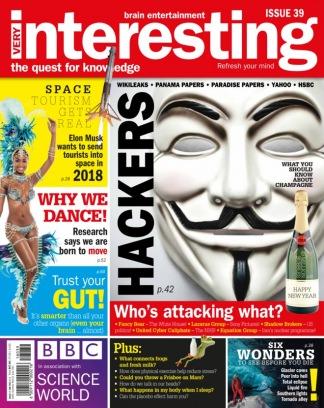 Very Interesting January/February 2018 Magazine