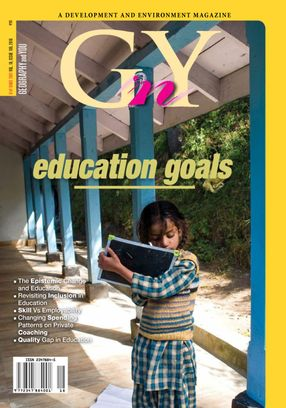 Geography and You May 16-31 2018 Magazine