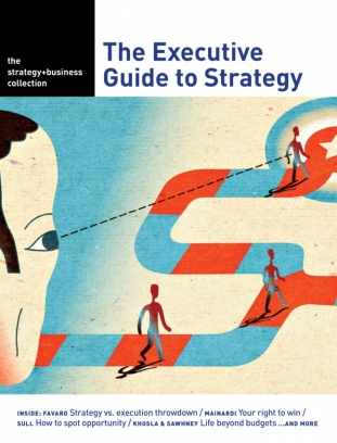 strategy+business The Executive Guide to Strategy Magazine