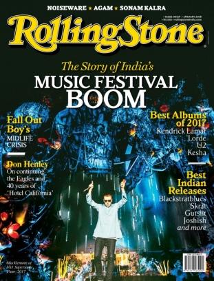 RollingStone India January 2018 Magazine