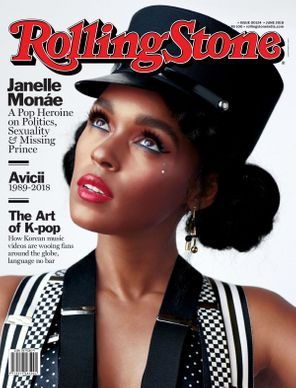 RollingStone India June 2018 Magazine