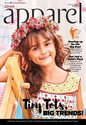 Apparel June 2018 Magazine