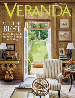 Veranda Magazine MarchApril 2016 issue Get your digital