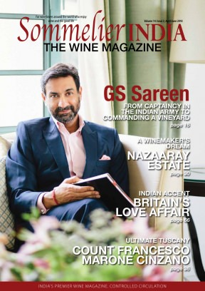 Sommelier India April - June 2018 Magazine