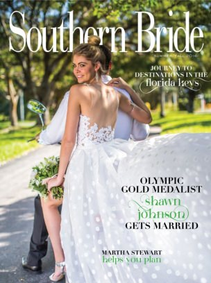 Southern Bride Summer/Fall 2016 Magazine