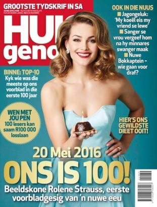 Huisgenoot May 26, 2016 Magazine