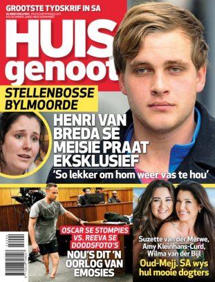 Huisgenoot Junie 30 2016 Magazine