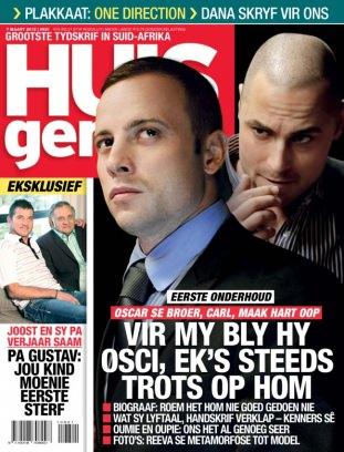 Huisgenoot March 7 2013 Magazine