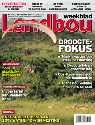 Landbouweekblad February 12 2016 Magazine
