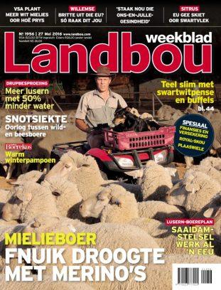 Landbouweekblad May 27 2016 Magazine