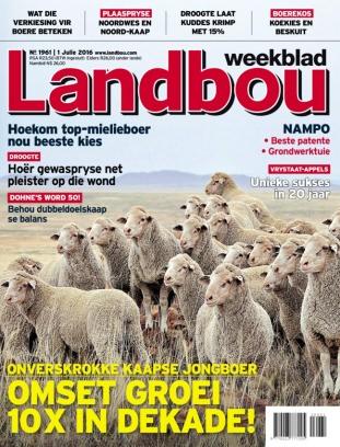 Landbouweekblad 1 Julie 2016 Magazine