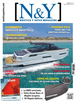 [N&Y] Nautica y Yates M@gazine Nº 37, Junio-Julio 2018 Magazine