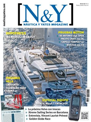 [N&Y] Nautica y Yates M@gazine Nº 38, Agosto-Septiembre 2018 Magazine