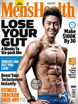 Mens health and fitness sexual health