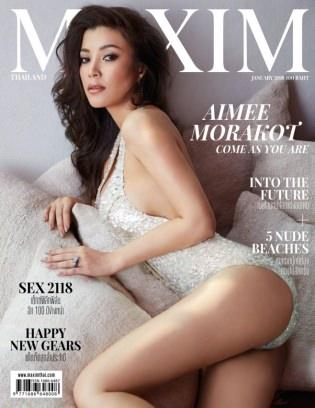 Maxim Thailand January 2018 Magazine