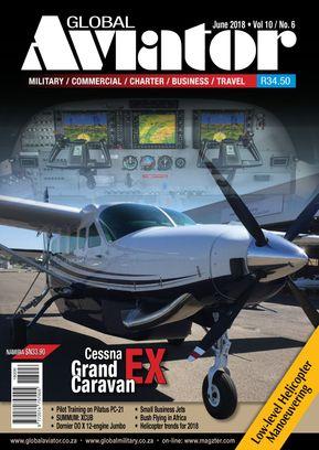 Global Aviator - South Africa June 2018 Magazine