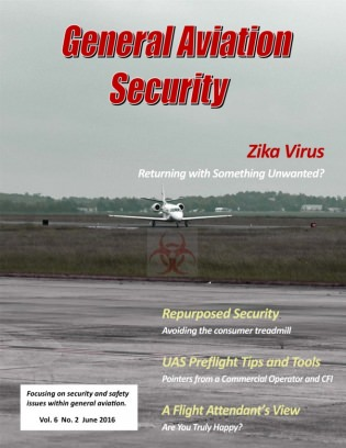 General Aviation Security June 2016 Magazine