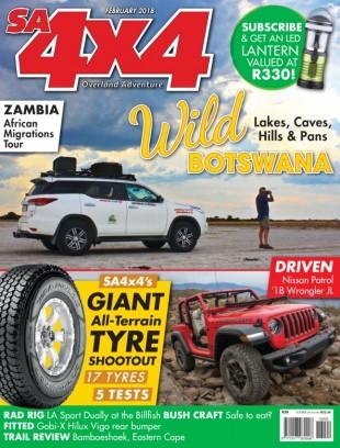 SA4x4 February 2018 Magazine
