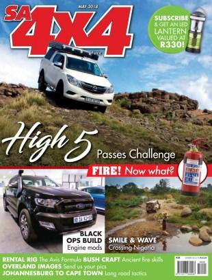 SA4x4 May 2018 Magazine